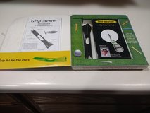 Golf Club Grip Mentor with instructional Video ( as seen on tv) in Oswego, Illinois