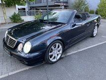 Beautiful Mercedes Clk 230 Kompresor Convertible,Automatic,New Inspection,Bose,Xenon in Ramstein, Germany