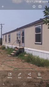 FOR RENT 2014 16x80 MOBILE HOME Hondo in Alamogordo, New Mexico