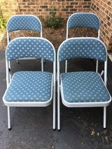 folding chairs padded - MECO brand in Joliet, Illinois