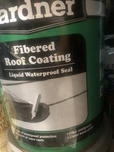 Roof Coating- 5 Gallon Gardner Liquid Waterproof Seal in Oswego, Illinois
