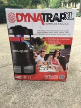 NEW IN BOX Dynatrap DT2000XL Extra-Large Insect Trap 2 UV Bulbs, 1 Acre, Black in Naperville, Illinois