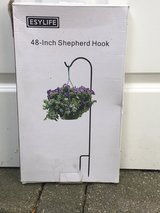 "NEW IN BOX / UNUSED 48"" Garden Plant Hook in Naperville, Illinois"