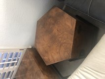 Side table in Travis AFB, California