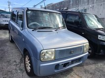 SUZUKI LAPIN for parts in Okinawa, Japan