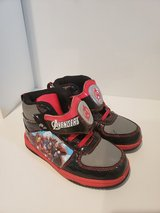 Avengers Kids shoes *lights up* in Okinawa, Japan