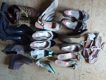 10 Pairs of Ladies Shoes Euro Size 38 in bookoo, US