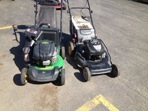 Various Mowers $99 and up in Naperville, Illinois
