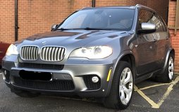 2013 BMW X5 5.0i, 4.4l Twin Turbo V8  - US SPECS in Lakenheath, UK