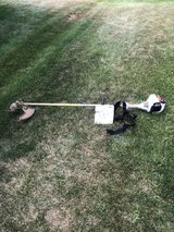 STIHL FS55RC STARIGHT SHAFT WEED EATER IN GRETA CONDITION WITH MANUAL. in Chicago, Illinois