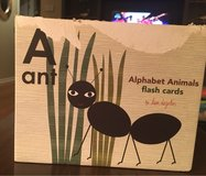 Alphabet Animals Flash Cards in Naperville, Illinois