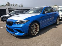2020 BMW M2 CS *only 6 remaining slots Euler Military sales in Ramstein, Germany