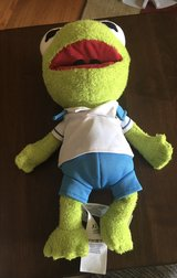 Plush Baby Kermit in Joliet, Illinois