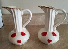 BRAND NEW! Valentine's Day Vases in Fort Campbell, Kentucky