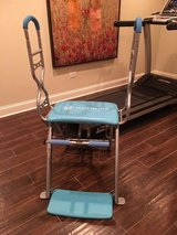 Life's a Beach Pilates PRO Chair Max with Sculpting Handles + DVD's in St. Charles, Illinois