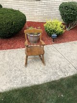 rocking chair in Aurora, Illinois