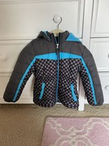 Girls 5/6 Mint Girl Winter Coat in Oswego, Illinois
