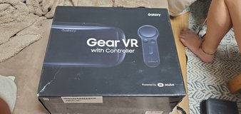 Gear VR without the remote in Okinawa, Japan