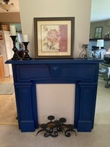 Fireplace Mantel Surround in Tinley Park, Illinois