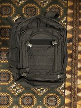 SEALED OF AUTHENTICATION Black Bug Out Bag #5016 in Ramstein, Germany