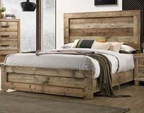United Furniture - Gobi Full Size Bed with Delivery - with Basic Mattress & Box Frame $883 in Grafenwoehr, GE