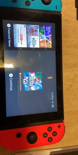 Nintendo switch in Fort Campbell, Kentucky