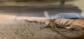 Message in a Bottle in Camp Lejeune, North Carolina