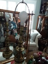 Brass Table Lamp in Fairfield, California