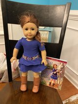 American Girl Doll Saige in Yorkville, Illinois
