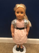 Reduced: Our Generation Doll (pink, black & silver) in Aurora, Illinois