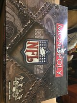 NFL Monopoly in Fairfield, California