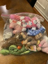Gallon Size Bag of Small Stuffed Animals in Aurora, Illinois