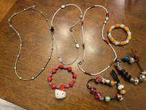 Assorted Necklaces & Bracelets in Aurora, Illinois