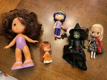 Assorted Small Dolls in Aurora, Illinois
