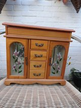 Large wooden Jewellery Box Wardrobe Style in Lakenheath, UK