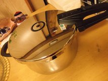 """FISSLER"" STAINLESS PRESSURE COOKER in Okinawa, Japan"