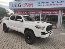 2019 Toyota Tacoma TRD Sport - incl. full .comp. Warranty in Ramstein, Germany