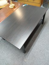 Ikea Coffee Table with Shelf in Chicago, Illinois