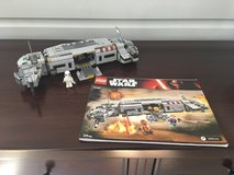 LEGO Star Wars Resistance Troop Transporter 75140 Ages 8-14 (646 pieces) in Plainfield, Illinois