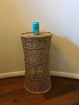 Rattan Plant Stand in Kingwood, Texas