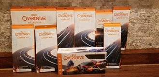 Anki Overdrive Set with extra tracks in Plainfield, Illinois