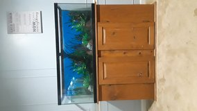 55 gallon fish tank and stand in Clarksville, Tennessee