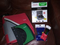 school binder & accessories in The Woodlands, Texas