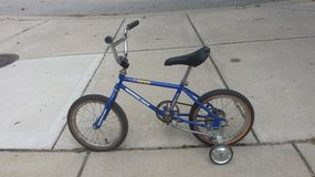 "Child's Bike 16"" - Training Wheels in Naperville, Illinois"