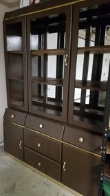 China cabinet/Curio cabinet in Fort Riley, Kansas