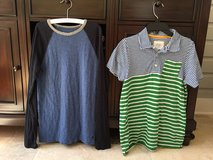 Boys Mini-Boden / Johnnie B Clothing Size 10-12 (Pants + Shirts) in Naperville, Illinois