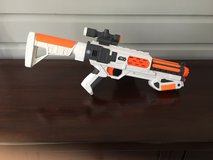 Star Wars Nerf Gun - Episode VII First Order Stormtrooper Deluxe Blaster in Batavia, Illinois