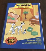 Disney Puzzle Club Book in Aurora, Illinois