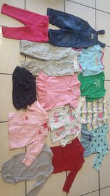 9 months baby girl clothes in Orland Park, Illinois