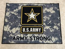 Army Strong Rug in Fort Belvoir, Virginia